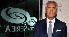 Gravina lascia la presidenza della Lega Pro