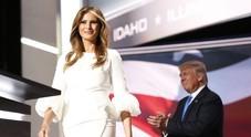Usa, immigrazione: Melania critica Trump, «governare anche col cuore»