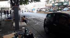 Napoli, tornano gli spacciatori al Vasto a due passi dalla chiesa di Salvini