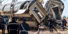 Immagine Grave incidente ferroviario: sei morti e cento feriti
