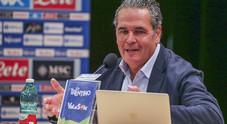 Napoli, ecco gli abbonamenti: «Prezzi più bassi e stadio al top» Curve a 270 euro e fidelity card