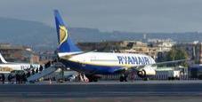 Immagine Ryanair, il traffico aumenta ma i profitti crollano: -29%