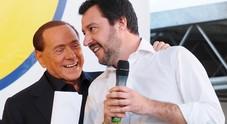 Immagine Forza Italia, è rivolta anti-Salvini