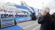 Nave della Legalità con1.500 studenti, marinaio ha contratto la legionella