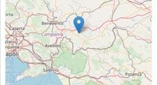Scossa all'alba in Irpinia, epicentro a Sturno