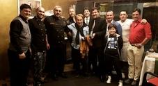 Weekend a Sorrento l'ex direttore del Tg4 Emilio Fede