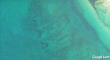 "Ecco Sinuessa, la città sommersa ""catturata"" dal satellite a Caserta"