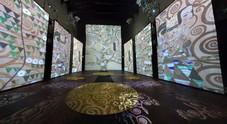 Napoli, alla basilica dello Spirito Santo arriva Klimt Experience