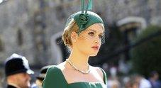 Royal wedding: tutti pazzi per lady Kitty, la nipote di Diana