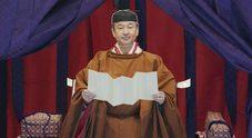 Giappone, incoronato imperatore Naruhito Tra gli ospiti la leader di Hong Kong, assente il sudcoreano Moon