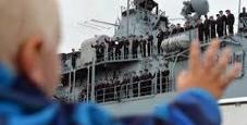 Immagine Stop alla missione Sophia, l'Italia punta alla proroga