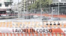 Napoli, il rientro dalle vacanze è amaro: slalom tra mille cantieri, sarà caos traffico