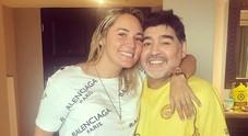 Maradona e l'addio choc a Rocio: «Avrei voluto staccarle la testa»