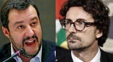 Salvini attacca Toninelli: «Troppe opere bloccate. Coppola licenziato? Non ci siamo»
