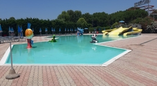Pareo Park, le analisi dell'Asl: «La piscina non era balneabile»