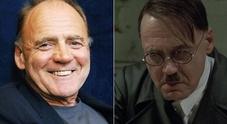"""Addio a Bruno Ganz, l'attore di """"Pane e tulipani"""" che interpretò anche Hitler"""