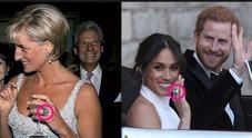 Royal Wedding, Harry regala a Meghan l'anello della mamma Diana