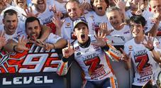 MotoGp, Marquez vince a Motegi ed è già campione del mondo