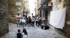 Esplosione ai Quartieri spagnoli: «Atto premeditato di madre-figlio»