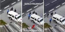 Immagine Migranti respinti in Francia, Castaner chiama Salvini