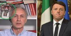 Immagine Renzi querela Travaglio per la carta igienica in tv