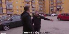 Immagine Aggressore di Piervincenzi: «Lo denuncio, ecco perché»