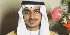 Immagine Ucciso il figlio di Bin Laden: l'annuncio di Washington