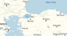 Terremoto a Istanbul di 4.7, epicentro nel mar di Marmara: allarme tra la popolazione