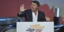 Immagine Renzi vara i comitati civici: «Governo di cialtroni»