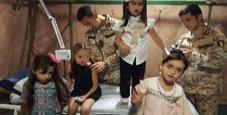 Immagine Visite mediche per bambini libici in ospedale di Misurata