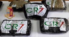 Napoli, arrestato il narcos di CR7: fermato con 14 chili di cocaina purissima in auto