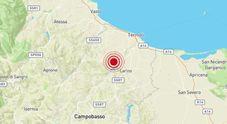 Terremoto di 4.7 in Molise, panico dalla Puglia a Napoli. «Per ora nessun danno»