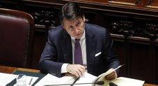 Manovra, Conte: «Lotta all'evasione, risorse per abbassare le aliquote Irpef al 20%»