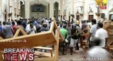 Sri Lanka, esplosioni in chiese e hotel di lusso: 215 morti, 35 stranieri. «È Terrorismo, trovati i colpevoli». Farnesina: «Verifiche in corso» Video