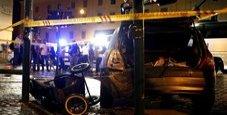 Immagine Auto travolge passanti a San Pietro: 5 feriti