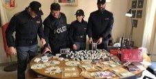 Immagine La bisca clandestina gestita da dieci cinesi