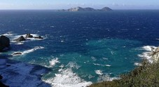 Ponza, giovane turista napoletana si ferisce precipitando lungo un sentiero roccioso