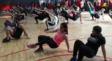 Fitness Park, kermesse di sport & benessere