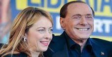 Immagine Fdi supera Forza Italia, la Lega resta in testa