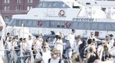 Bolgia d'estate, il giallo dei biglietti per gli aliscafi: la Guardia Costiera a caccia dei bagarini