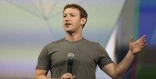 Immagine Facebook non espelle chi nega l'Olocausto