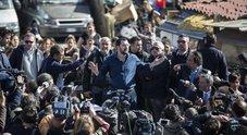Salvini-Di Maio, la crepa sui rom Il ministro: «Serve un censimento» Replica M5S: «E' incostituzionale»