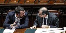Immagine Banche, Salvini a Tria: «Firmi subito i decreti»