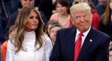 Melania compie gli anni, Trump: «Sono troppo occupato, non ho tempo per comprarle un regalo»