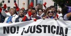 Immagine Pamplona, stupro di gruppo condanne lievi e proteste