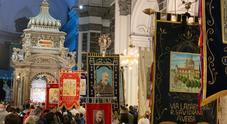 Madonna dell'Arco, il giorno dei Fujenti: si stimano 400mila presenze