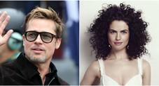 Brad Pitt ha una nuova fiamma: è Neri, architetto in carriera. E Angelina non l'ha presa bene