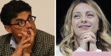 Immagine Politico Pd offende Meloni: «Chiedo scusa alle donne»