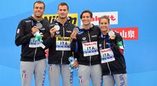Paltrinieri, tocco d'argento: l'Italia sorride con la staffetta mista 5 km
