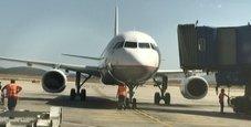Immagine Piano volo sbagliato, aereo atterra in Scozia